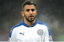 Leicester City'nin 27 yaşındaki yıldızı Mahrez futbolu bıraktı