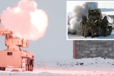 İşte Rusya'nın 'Katil Robot Tankı'