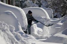 ABD'de üç eyalette kar fırtınası alarmı