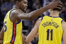 Warriors Durant ile kazandı