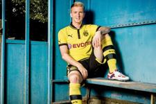 Dortmund Marco Reus ile sözleşme imzaladı