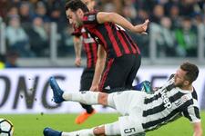 Juventus Hakan Çalhanoğlu'nu üzdü!