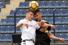 Osmanlıspor-Konyaspor maç sonucu ve özeti