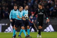 Juventus-Real Madrid maçını Cüneyt Çakır yönetecek