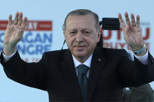 Erdoğan'dan Yunanistan'a yargı cevabı