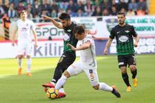 Akhisarspor - Başakşehir maçı golleri ve özeti