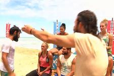 Survivor'da şok tepki: Cumali, Hakan'ı çıldırttı!