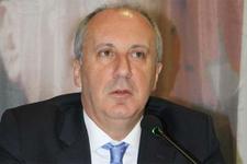 CHP'li İnce'den şaşırtan İBB Başkanlığı yorumu