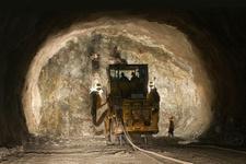 Türkiye'nin 3. büyük tünelinde sona gelindi