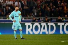 Barça Şampiyonlar Ligi'nde 3 yıldır yarı finale kalamıyor