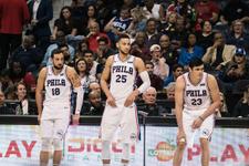 Ersan İlyasova 26 sayı attı Philadelphia rekor kırdı