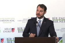 Berat Albayrak: Türkiye'nin enerjisi ormanlarımızla birlikte hayat bulacak