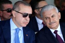 Erdoğan Başbakan Yıldırım ile görüştü