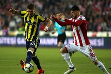 Fenerbahçe Sivasspor maçı golleri ve geniş özeti