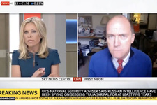 İngiliz komutan 'Suriye neden kimyasal kullansın?' dedi yayından kovuldu