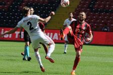 Gazişehir Gaziantepspor  Play-Off'a göz kırptı