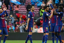 Barcelona 38 yıllık rekoru kırdı!
