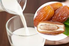 Hurma süt diyeti 15 günde 7 kilo verdiriyor göbeği eritiyor