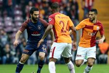 Galatasaray Başakşehir maçı golleri ve geniş özeti