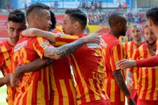 Kayserispor-Gençlerbirliği maçı sonucu ve golleri