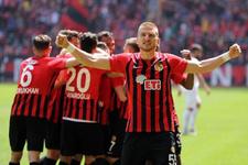 Eskişehirspor geri döndü