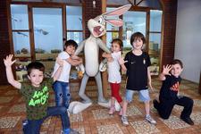 Büyükşehir'den çocuklara armağan