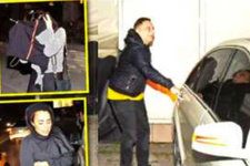 MALİ iki kadınla yakalandı çığlıklar ortalığı inletti