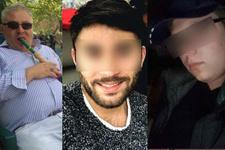Korkunç! Eşi ve 2 oğlu işadamını yakarak öldürdü!