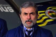 Aykut Kocaman'ın göndereceği 8 futbolcu var