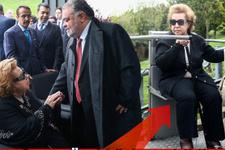 Semra Özal böyle getirildi: Her gün artan bir acı