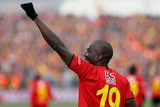 Demba Ba'ya Dünya Kupası yolu göründü