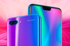 Zirveyi zorlayacak telefon Huawei Honor 10 tanıtıldı!
