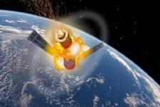 Çin'in kontrolden çıkan uzay istasyonu dünyaya düştü