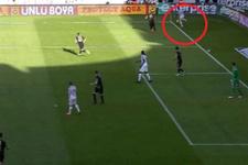 Başakşehir'in Akhisarspor maçında attığı gol olay yarattı