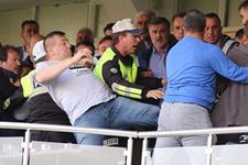 Skandal olay! Denizlispor Başkanı yaralandı
