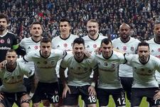 Beşiktaş evinde Avrupa'nın en iyisi