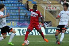 Adanaspor sahasında Samsunspor'u yendi