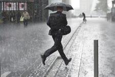 20 Nisan hava tahmini raporu Meteoroloji'den sel uyarısı