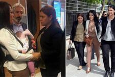 Ayşe Çelik bebeğiyle cezaevine girdi!