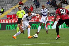 Gençlerbirliği Osmanlıspor maçı golleri ve sonucu
