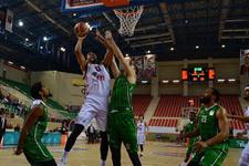 Eskişehir Basket rahat kazandı