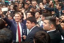 Azerbaycan'da Beşiktaş coşkusu