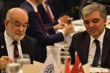 Saadet Partisi'nden Abdullah Gül anketi! Kılıçdaroğlu ve Akşener...
