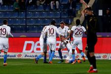 Trabzonspor'un iç saha karnesi zayıf!