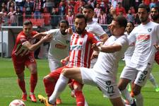 Samsunspor ile Denizlispor yenişemedi