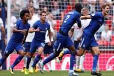 Chelsea finale yükseldi