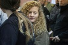 İsrailli vekilden Filistinli cesur kız için skandal sözler
