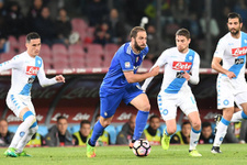 Napoli Juventus'u yendi İtalya'da zirve karştı