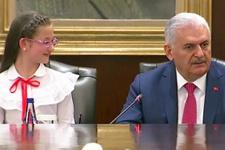 Başbakan Yıldırım koltuğunu devretti
