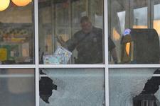 ABD'de çıplak saldırgan Waffle dükkanında dehşet saçtı!